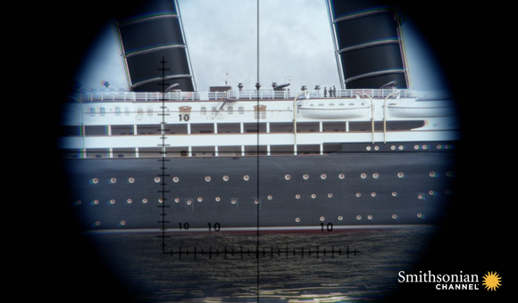 Preview thumbnail for video'Why the Germans Torpedoed the Lusitania