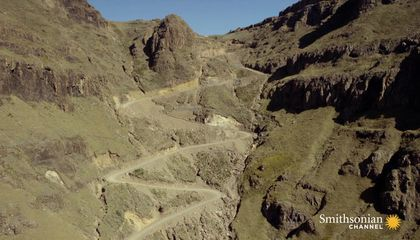 One of the Most Dangerous Mountain Passes in the World