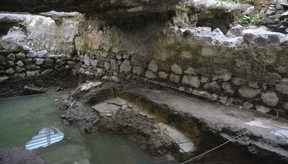 14th-Century Steam Bath Found in Mexico City