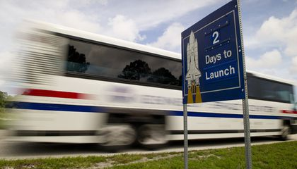 Scalpers Charge Big for Shuttle Launch Tickets