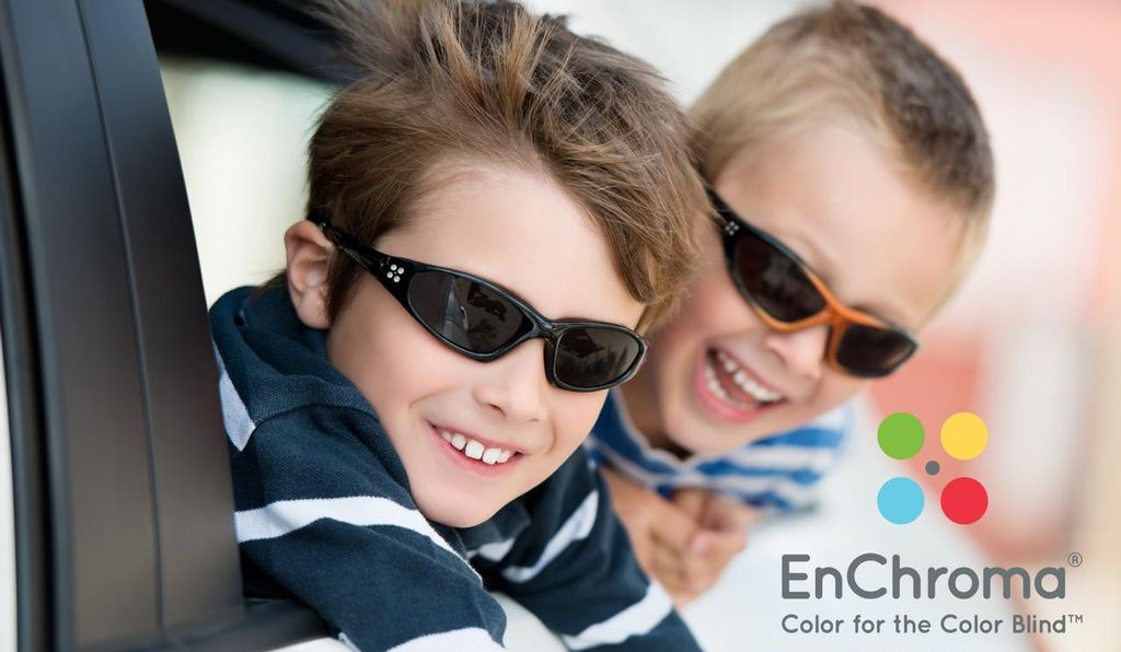 A pediatric version of the glasses, along with an indoor model, are next on the docket for EnChroma. For kids especially, wearing these glasses could stop the progression of their colorblindness.