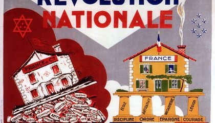 Was Vichy France a Puppet Government or a Willing Nazi Collaborator?