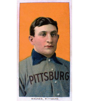 A Brief History Of The Honus Wagner Baseball Card History