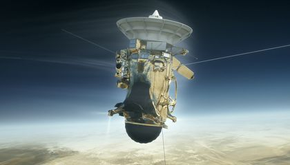 Cassini's Last Moments, in Gory Detail