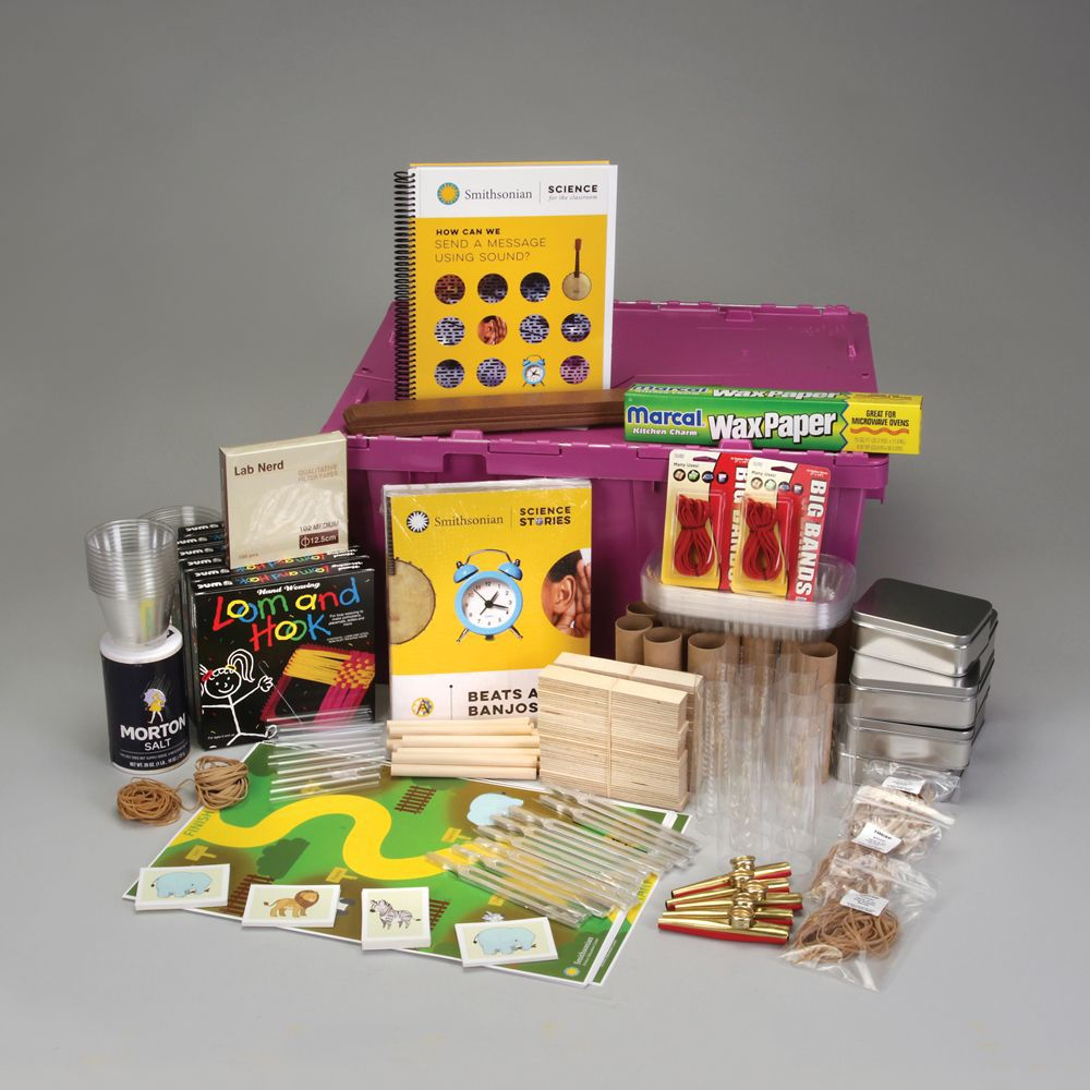 Smithsonian Science for the Classroom was designed from the ground up to meet the Next Generation Science Standards.
