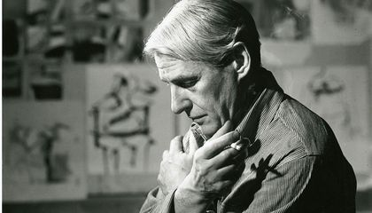 Art Dealer Discovers Six Alleged Willem de Kooning Paintings in New Jersey Storage Locker