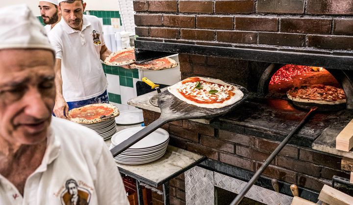 How Naples' Pizza Culture Has Changed