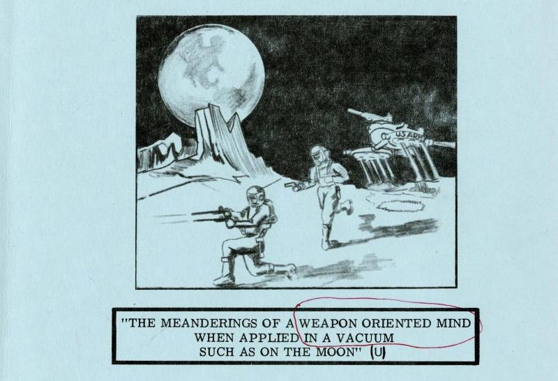 1965 Future Weapons Office Report