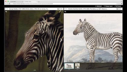 This Tool Makes it Easy to Compare Art From Different Museums