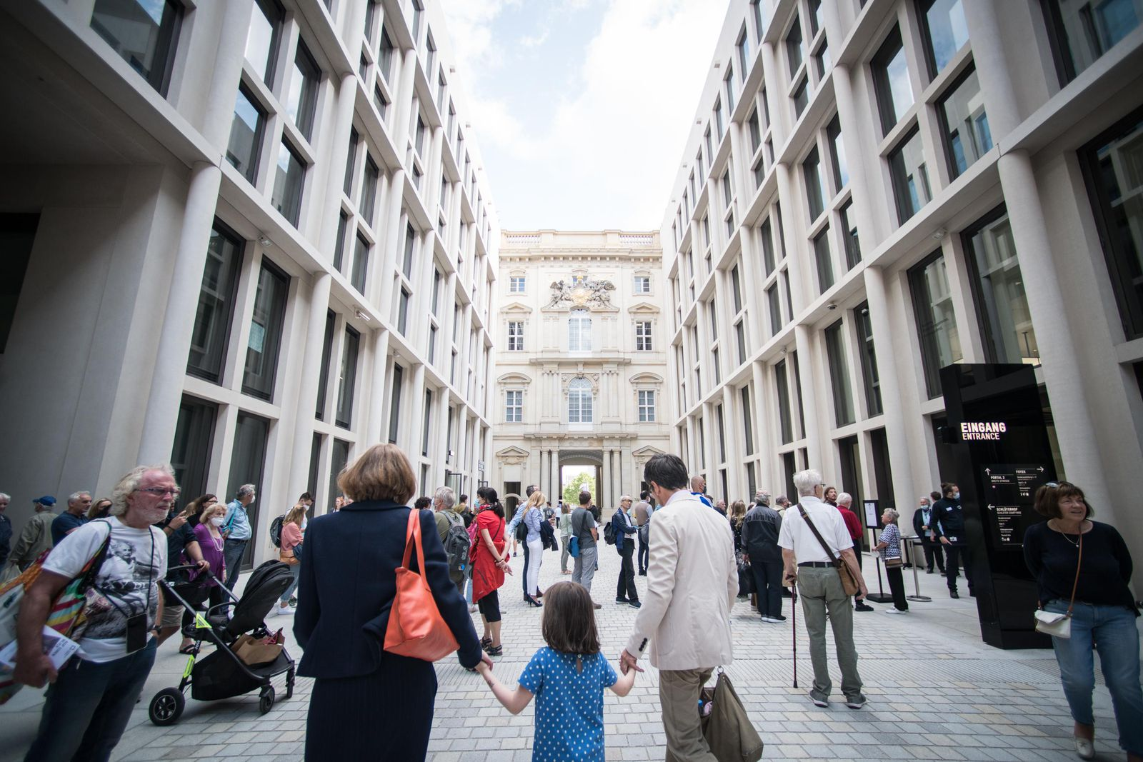 Why Germany's Newly Opened Humboldt Forum Is So Controversial