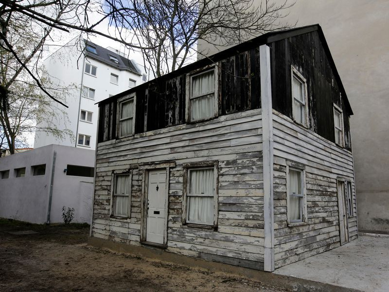 Rosa Parks' Detroit house finds a home in Berlin