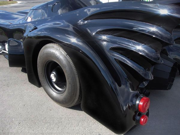 The Tech of the Batmobile image