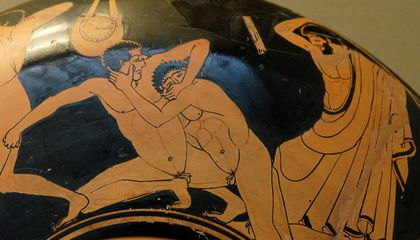 The Ancient History of Cheating in the Olympics