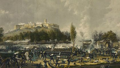 Brainpower and Brawn in the Mexican-American War
