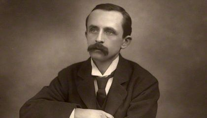 Lost Play By J.M. Barrie Discovered in Texas Archive
