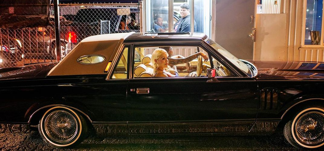 Caption: The Vibrant History of Lowrider Car Culture in L.A