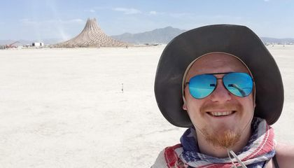 Embrace the Dust: A Burning Man Journal
