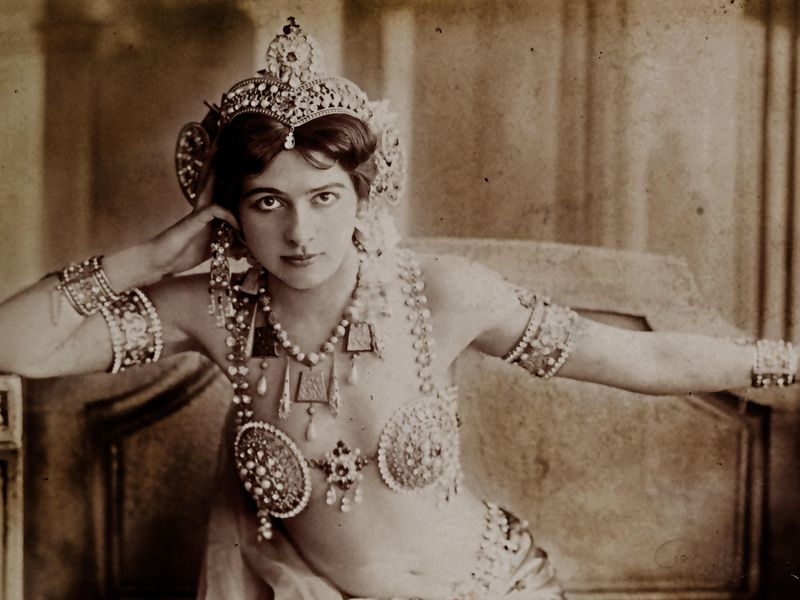 "Mata Hari (Malay for ""eye of the day"")"