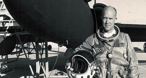 Retired Major General Ken Weir will present a special lecture at the Air and Space Museum.