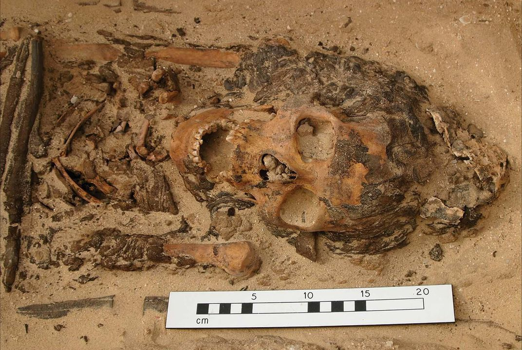 Ancient Egyptian Head Cones Were Real, Grave Excavations Suggest