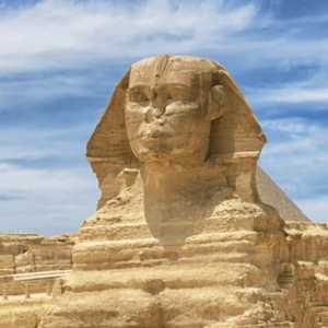 Why the Sphinx Lost its Nose