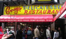 After 80 Years, New York's Iconic Carnegie Deli Is Closing for Good
