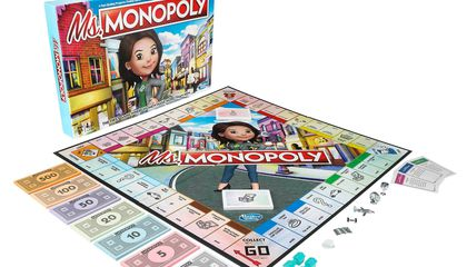 A New Monopoly Celebrates Women. But What About the Game's Own Overlooked Inventor?