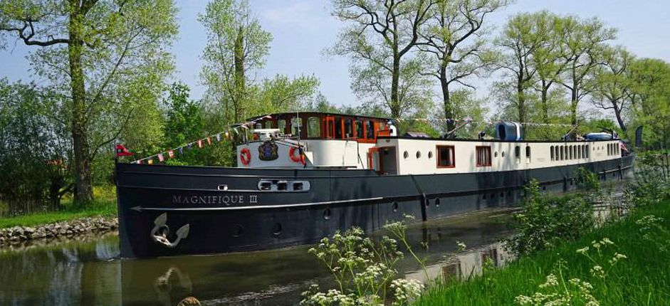 A Barge Cruise Through Holland and Belgium <p>Experience Holland and Belgium by both land and canal cruise during an optionally active barge cruise.</p>