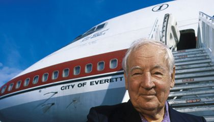 """The """"Father of the 747"""""""