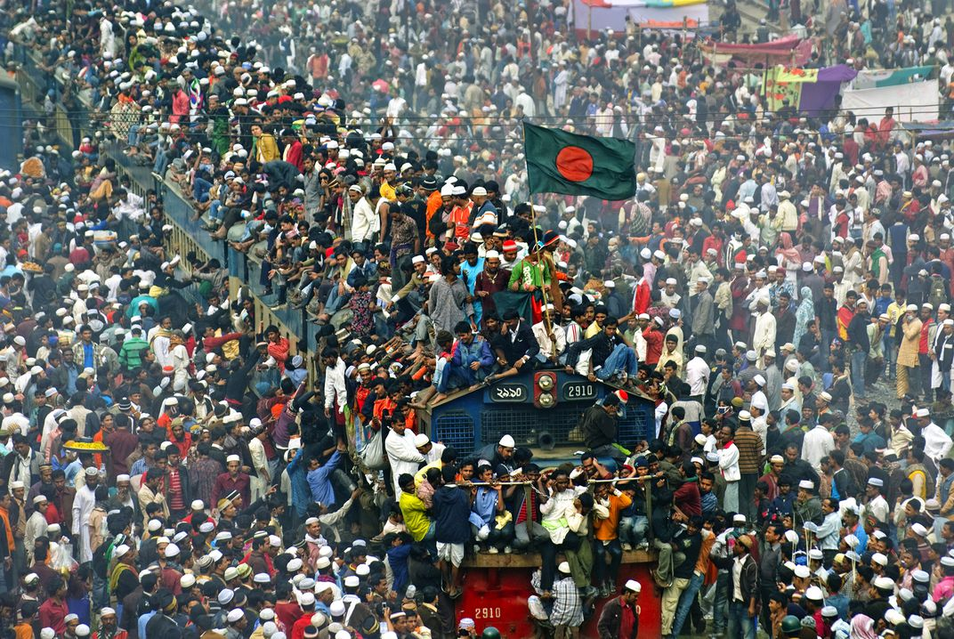 "Religious Prayer Day Of Bangladesh ""Bishwa Estema"