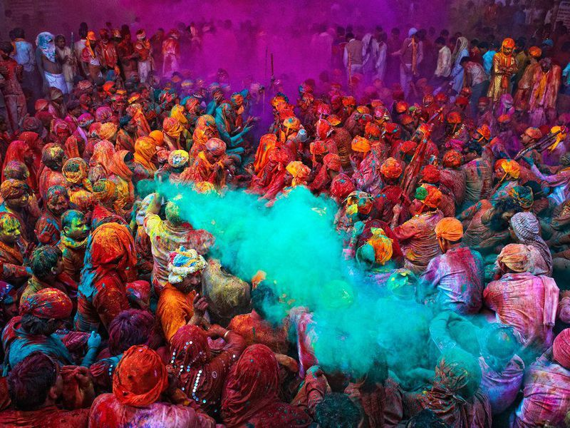 d4863f7a The Meaning Behind the Many Colors of India's Holi Festival | Travel |  Smithsonian