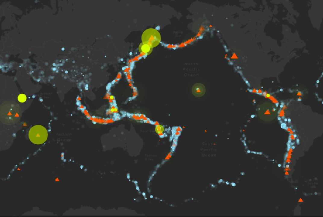 global patterns of earthquakes We present an improved asperity scenario incorporating both effects and categorize global subduction zones and great earthquakes based on their reef values and slip patterns giant earthquakes rupturing over several hundred kilometers can occur in regions with low-reef patches and small interpatch.