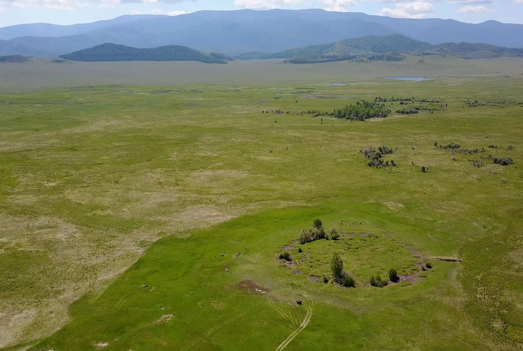 "Scythian Prince's Sprawling Tomb Found in the ""Siberian Valley of the Kings"""