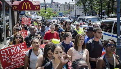 Why It's a Big Deal That Fast Food Strikes Have Spread to the South