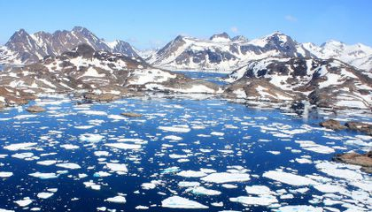 Melting Polar Ice Will Spike Sea Levels at the Equator