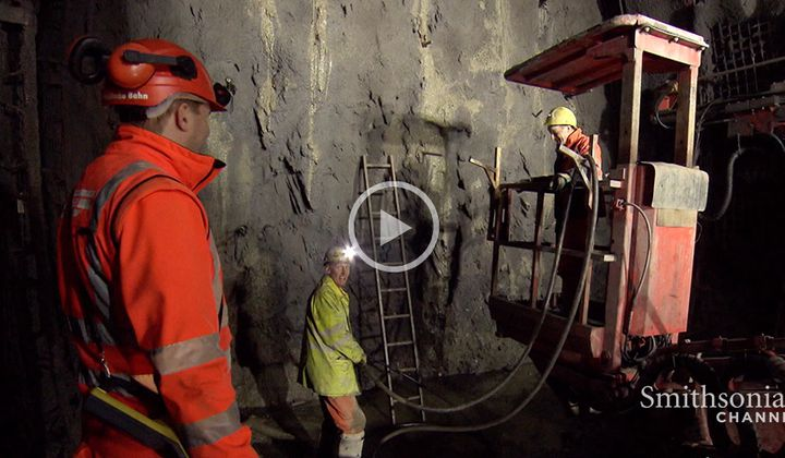 This Is How You Stop an Old Train Tunnel From Flooding