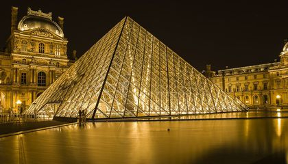 Three Things to Know About the Louvre's History