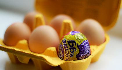 Five Ways To Eat Cadbury Crème Eggs