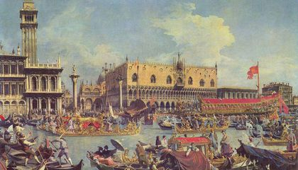 Venice Has Been Married to the Sea for Over a Thousand Years