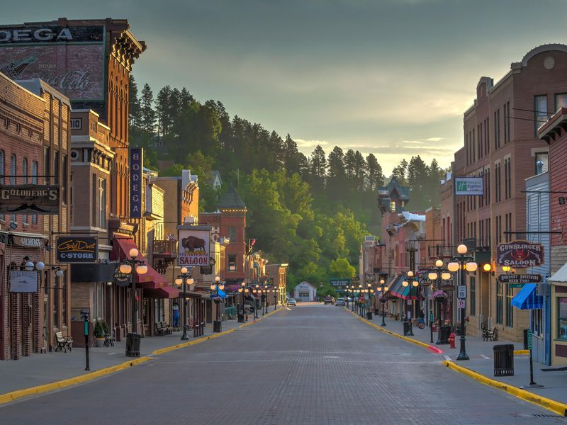 See the Real Deadwood | Travel | Smithsonian