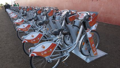 Africa Just Got Its First Bike Share Program