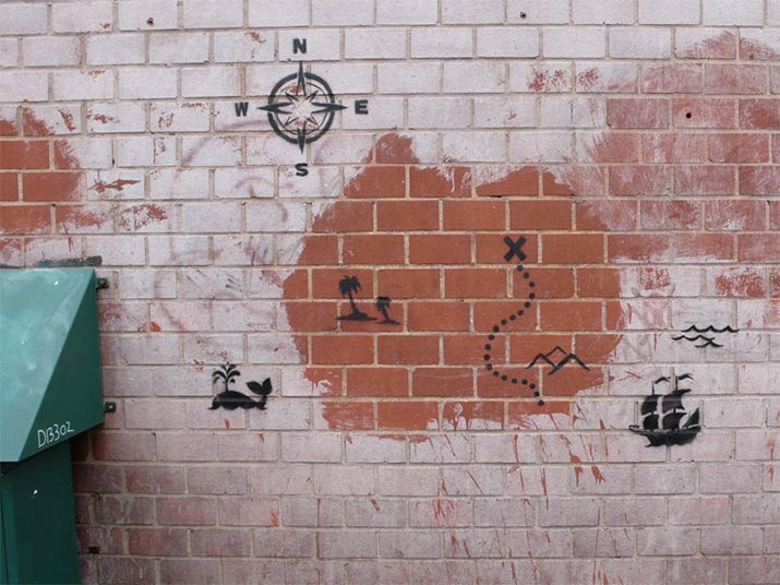 The Story Behind Banksy Arts Culture Smithsonian - People cant decide if theyre ok with this street artists ironic messages