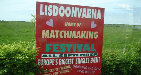Would you attend Europe's biggest singles event?
