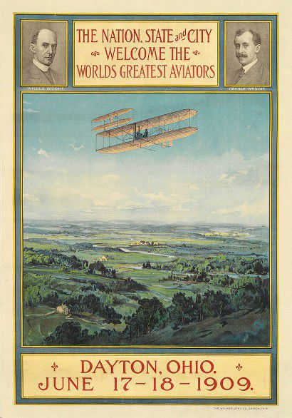This rare poster from 1909 is expected to fetch between $15,000 and $20,000