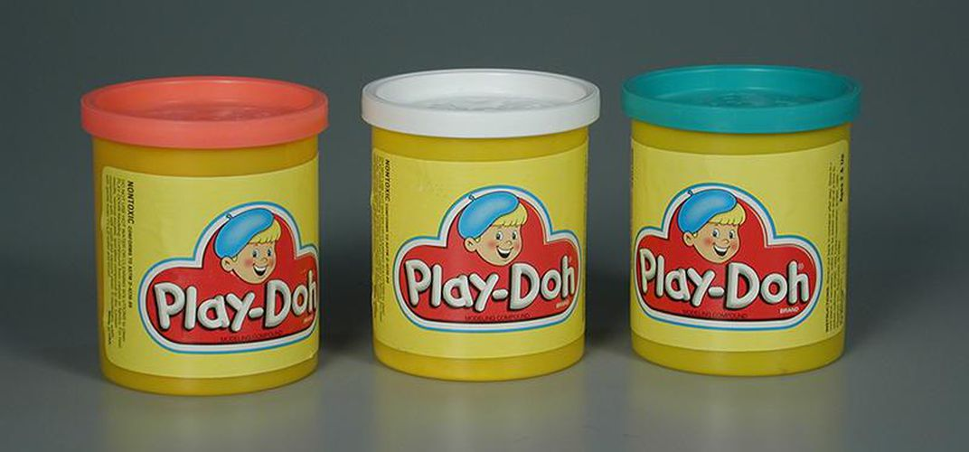 Caption: The Accidental Invention of Play-Doh
