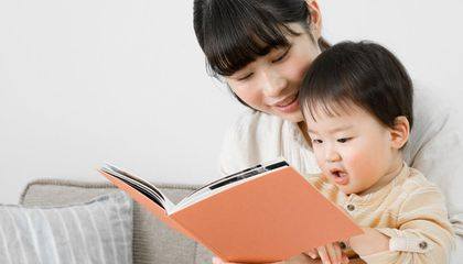 Brain Studies Suggest What Books to Read to Your Baby—and When
