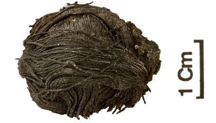 This Ball of Thread Is 3,000 Years Old