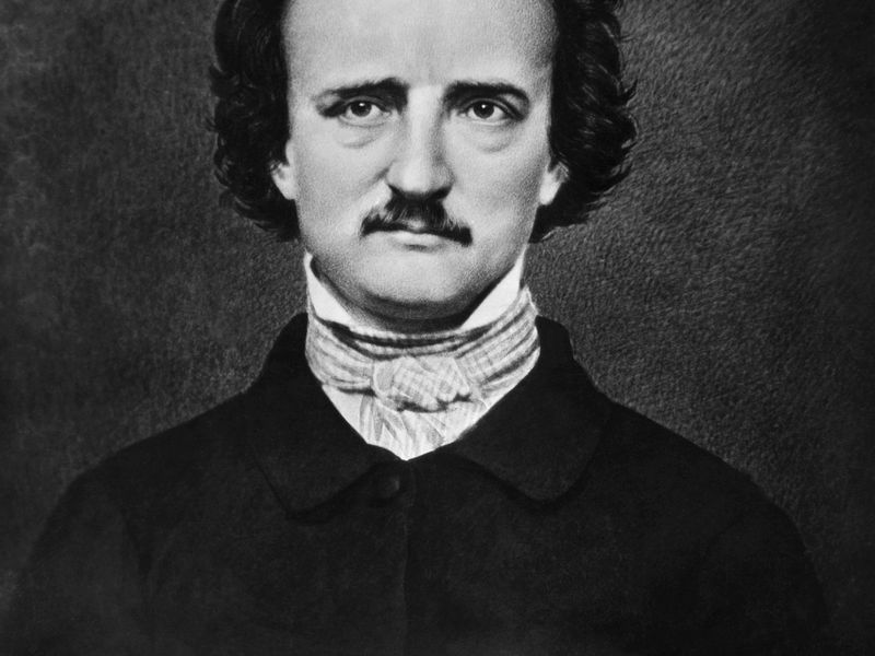 the still mysterious death of edgar allan poe history  edgar allan poe death theories mysterious death ""