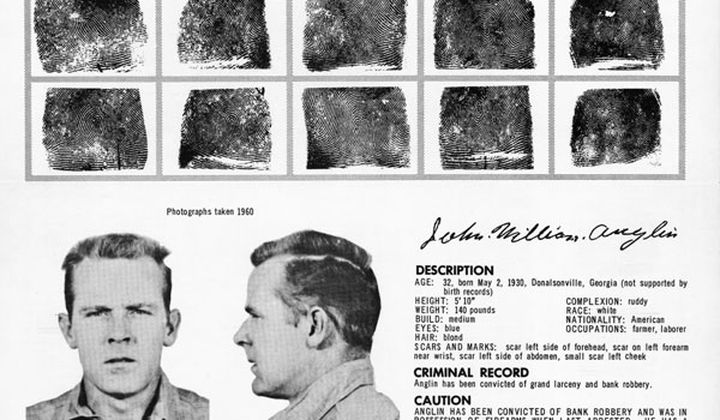What Coconuts Can Tell Us About Escaping Alcatraz
