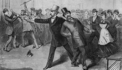 The Garfield Assassination Altered American History, But Is Woefully Forgotten Today